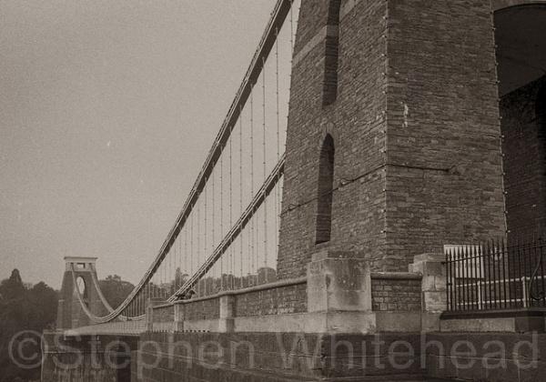 Clifton Suspension Bridge by WstepheN