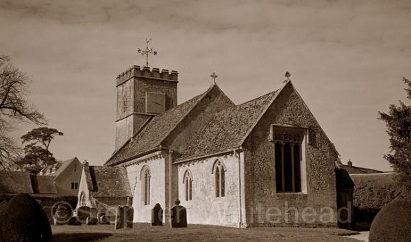 Farmington Church by WstepheN