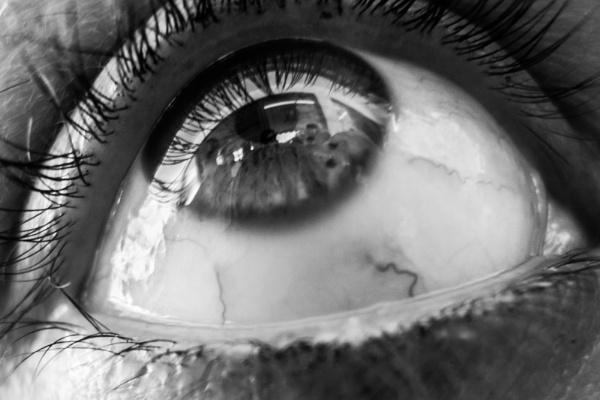 Macro - eye by derrymaine