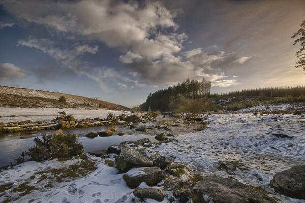 Chilly Dartmoor by Devon_Sunsets