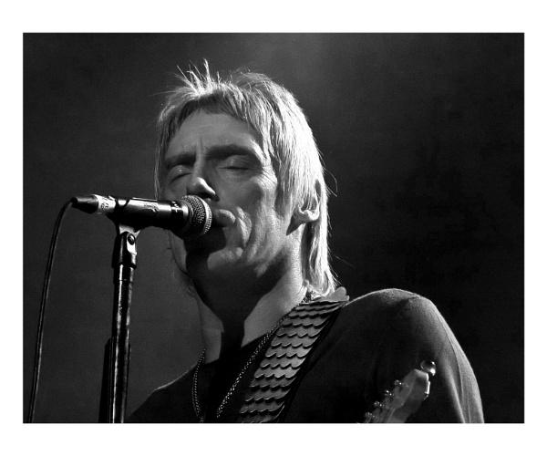 Paul Weller by JeffHubbardPhotography