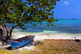 Hasta aquí llegaron las canoas