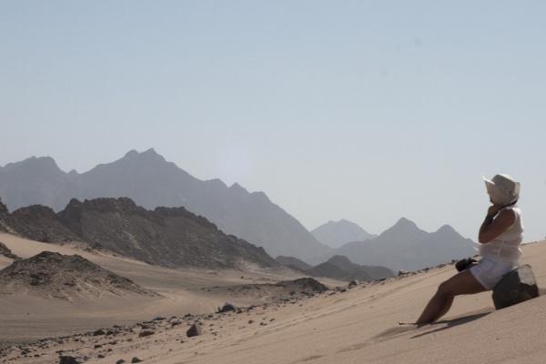 Tea in the Sahara by bliba