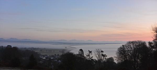 Snowdonia from Llanbedrog by G_Hughes