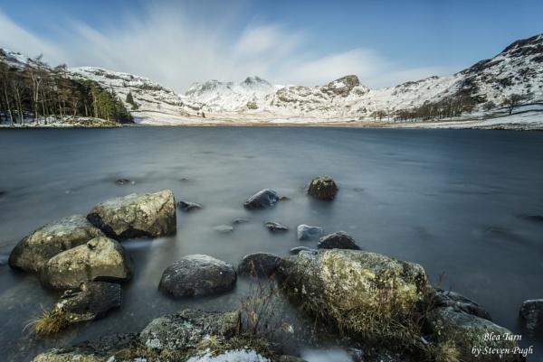 Blea Tarn - Lake District by pughs