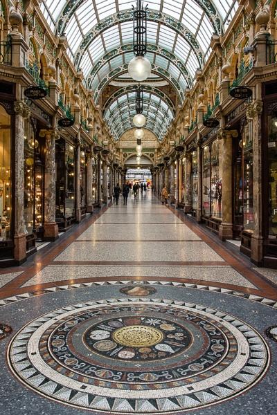 County Arcade by Philo