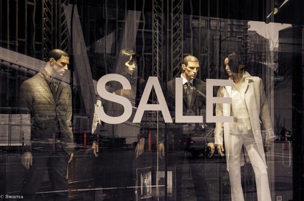 Sale! by Swarnadip