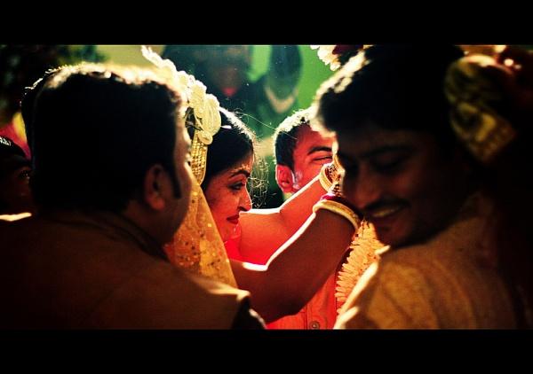 The Bengali wedding by Dipuraj