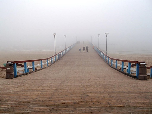 Bridge to nowhere by kazeva