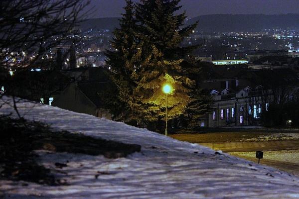 Vilnius from Tauras hill by kazeva