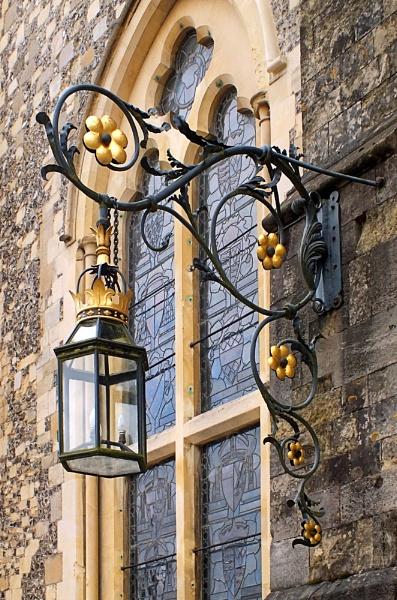 Great Hall Lanterns by pamelajean