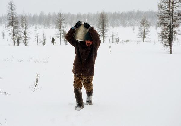 Snow Born Sorrow by BURNBLUE