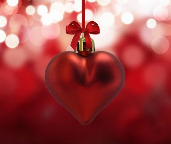 Valentine Heart by BarbaraR