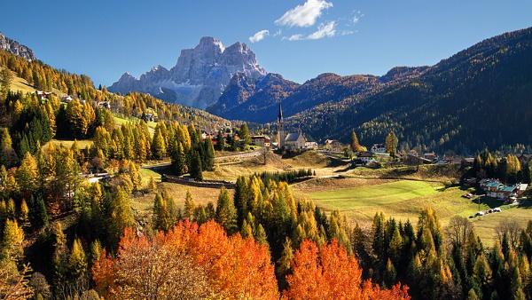 autumn colors by joze