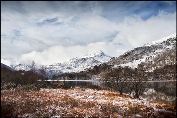 Snowdonia by kalseru