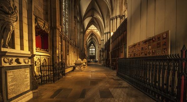 York Minster interior by kyleparr