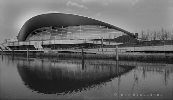 Aquatics Centre by RLB