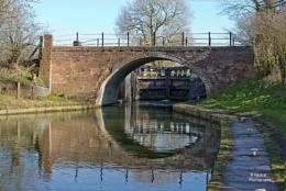Bridge/lock scene