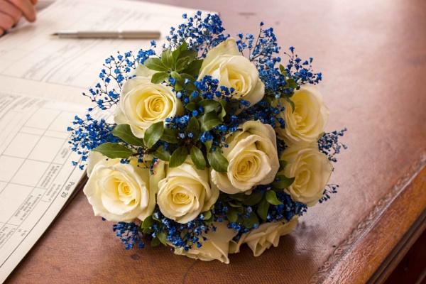 Brides bouquet by elliemoo