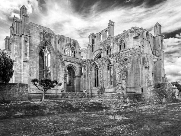 Melrose Abbey by Mark_Harrop