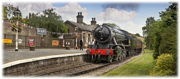 Oakworth Station by YorkshireSam