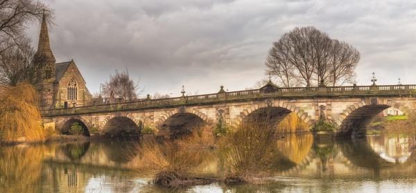 Shrewsbury Bridge by robs