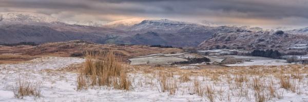 Birker Fell in Winter by robs