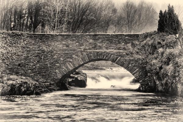 Backbarrow Bridge by robs