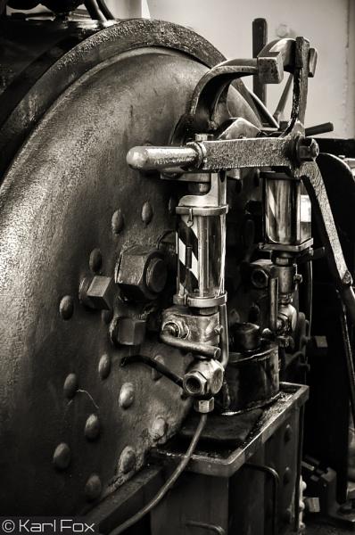 Steam Machine by karlfox