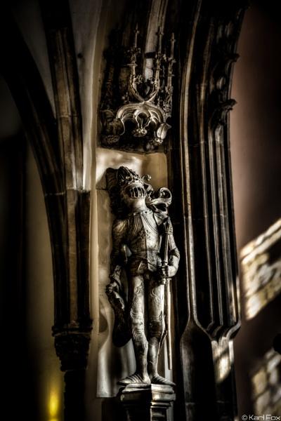 Knights of Stone by karlfox