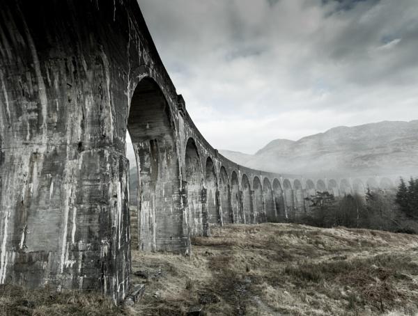Glenfinnan Viaduct by Ashley102