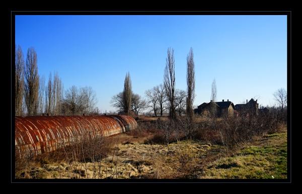Rusty landscape by jovanovic