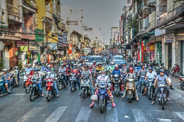 Ho Chi Minh City by ColleenA