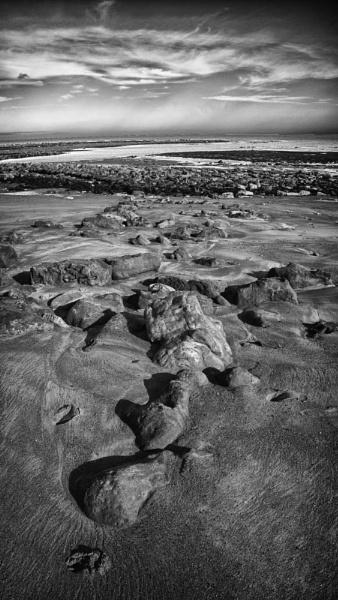 Whitby, Saltwick Bay by brianaskew