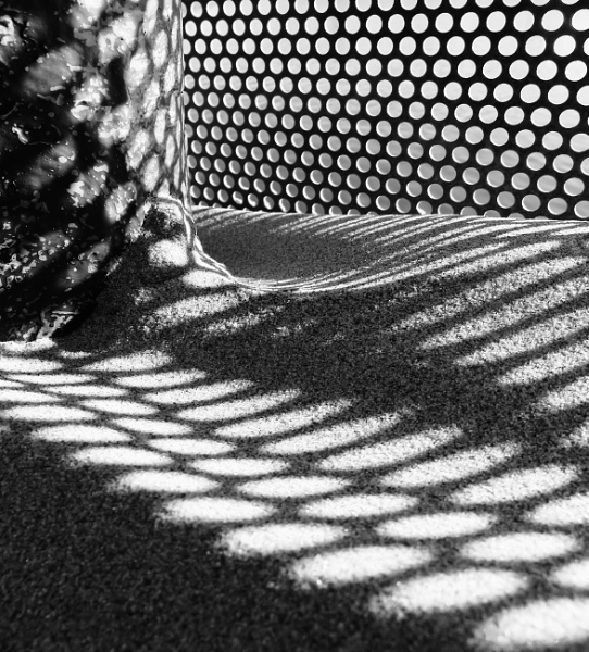 A Polka Dot World by lblythe