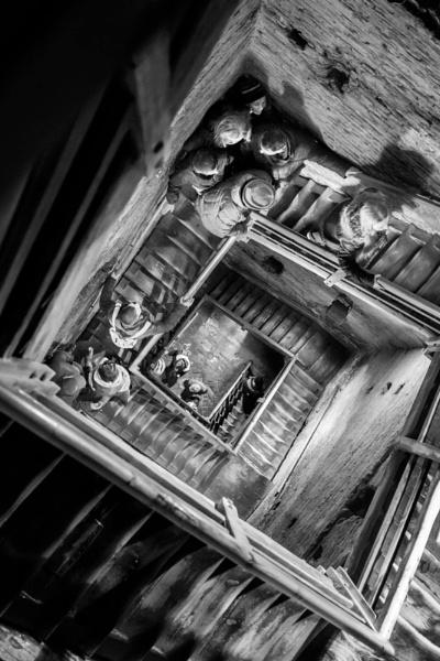 Stairs by stevewlb