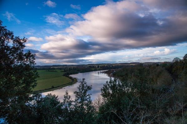 River Avon hightide by Tone_28