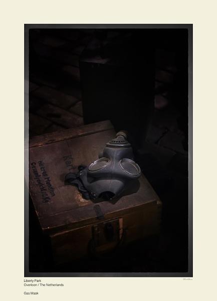 Gas Mask by Pentaphobian