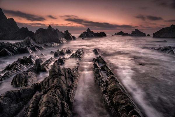 Hartland Dusk by AlanRangerPhotography