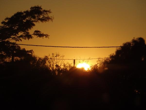 Sunrise in Brazil by Isac19