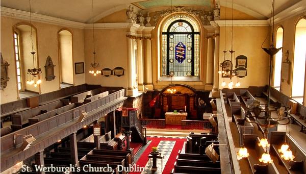 St. Werburgh\'s Church by Billies