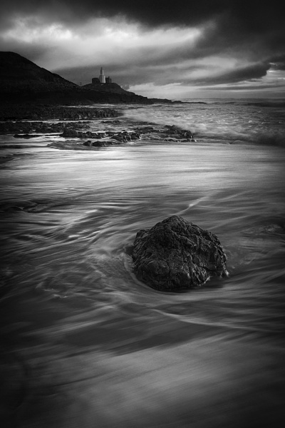 Mumbles Lighthouse by Alan_Coles