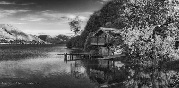 The Boathouse by photographerjoe