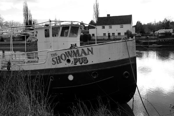 Stourport Pleasure Boat by Phantom7