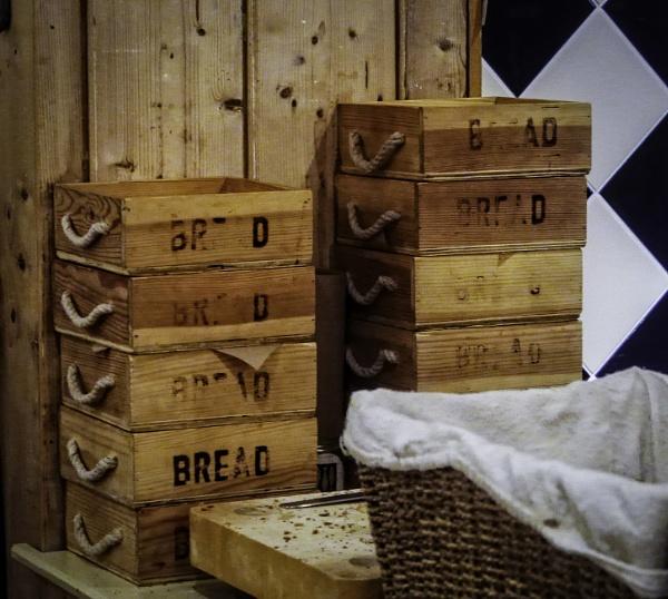 Just a little bit of . . . bread by Kurt42