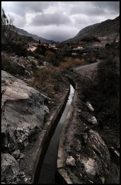 Ancient Irrigation by jdenman