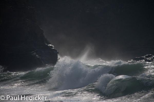 Sea scene by paulbof