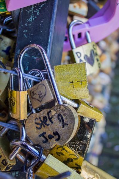 Lover\'s Locks by WorldInFocus