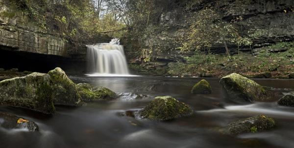 Dark waters at West Burton by YorkshireSam