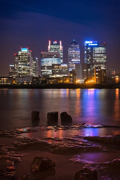 City Lights by skidzy